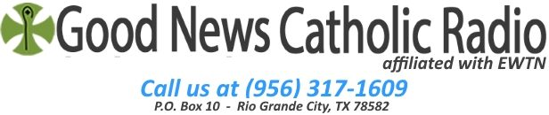 Good News Catholic Radio – KSGS-LP 99.9 FM